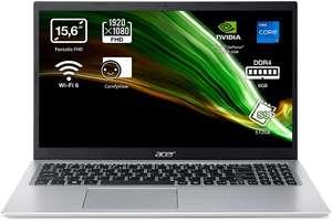 "Acer Aspire 5 (15.6"" FullHD IPS, i7-1165G7, NVIDIA GeForce MX350, 8 GB + 512 GB)"