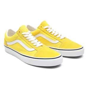 Vans Old SKool amarillas