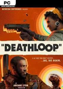Deathloop PC jugar