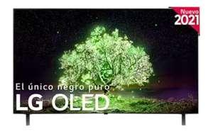 "TV OLED 48"" - LG OLED48A16LA, UHD 4K, SmartTV webOS 6.0, HDR Dolby Vision, Dolby Atmos, Google Assistant"