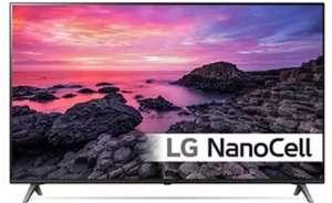 """TV LED 49"""" - LG 49SM8050PLC, Smart TV 4K UHD NanoCell"""