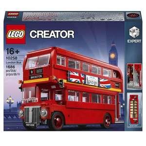 LEGO Creator Expert Autobús de Londres