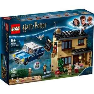LEGO Harry Potter N°4 de Privet Drive