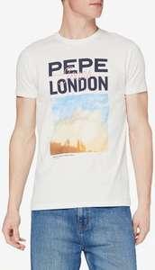 Camisetas pepe jeans hombre