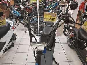Motocicletas eléctricas con cupón del 50% (Carrefour)