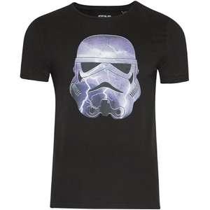 Compilacion de camisetas de star wars a 6.99 con 70% de descuento