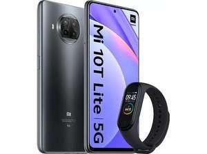 Xiaomi Mi 10T Lite, Gris 6 GB 128 GB + Pulsera de actividad Xiaomi Mi Band 4 ( cupón -10€ newsletter)