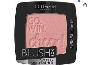CATRICE Blush Box Colorete, 020 Glistening Pink, 6 Grams