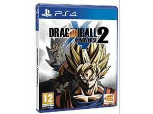 Dragonball Xenoverse 2 PS4 en Media Markt (Ebay)