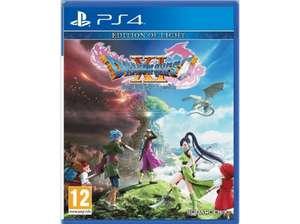 Dragon Quest XI PS4 en MediaMarkt (eBay)