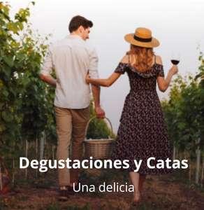 116 Escapadas por España con Alojamientos 3/4/5* + Degustaciónes + Catas + Desayunos (Cancela gratis) desde solo 26'50€(PxPm2)