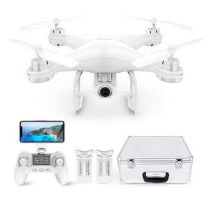 Potencisic-Dron GPS con cámara HD 1080P (18/09 a las 10:00) desde España