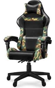 Silla Gaming de Camuflaje Militar (2 colores: oscuro o claro)