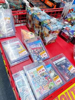 SACKBOY: A BIG ADVENTURE y otros juegos outlet en Mediamarkt Colón-Valencia
