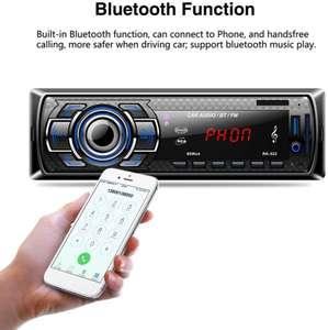 Autoradio bluetooth con control remoto