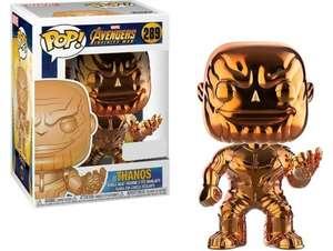 FUNKO Pop! Marvel Infinity War Thanos Gold
