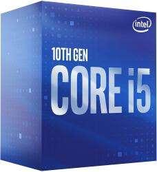 Intel Core i5-10600KF 4.10-4.80 GHz (6 Núcleos 12 Hilos; Overclock:Sí; Socket: LGA 1200)