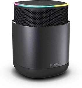 Pure DiscovR Altavoces Bluetooth con Alexa Incorporado (tb disponible en Plata a 87,69€)