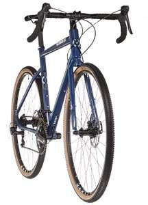 Bicicleta de gravel Serious Gravix One azul