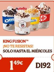 King Fusión a 1,49€