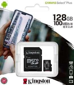 Kingston MicroSD 128 GB (Switch)