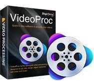 VideoProc, software para procesar vídeo [v4.2, Web del desarrollador]
