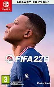 FIFA 22 Standard Nintendo Switch - PREVENTA