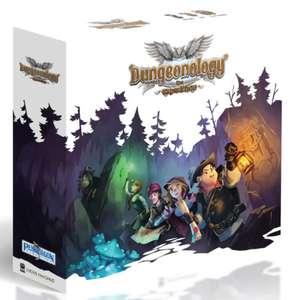 Dungeonology: La expedición - Juego de Mesa