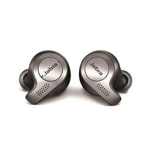 Auriculares Noise Cancelling Jabra Elite 65t Negro/Titanio