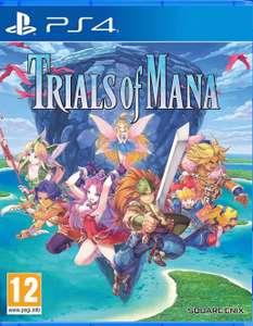 Trials of Mana PS4 FÍSICO