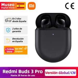 Xiaomi Redmi Buds 3 Pro versión global desde España