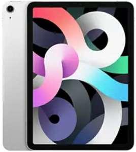 """Apple iPad Air 2020 10,9"""" Wi-Fi 64Gb Plata u Oro Rosa (4ª gen.) - También en MediaMarkt con 4 meses gratis Apple Music y 10€ dto newsletter"""