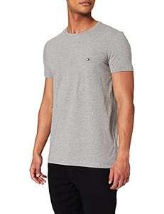 Tommy Hilfiger Camiseta Talla L Slim Fit Gris