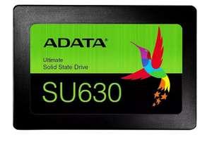 Disco duro SSD 480 GB - Adata Ultimate SU630, Interno, SATA III