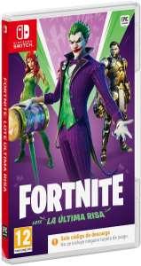 Fortnite Lote: La Última Risa / Nintendo Switch / PS5 / PS4 / XBOX