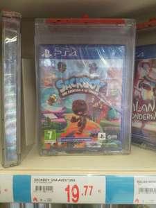 Sackboy a Big Adventure PS4 19,77€ en Alcampo Sevilla Este