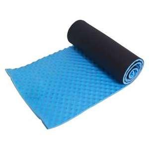 Colchoneta aislante 180x50x1,5 cm, bicolor fitness, oferta en tienda y online.