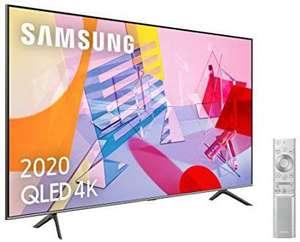 """Samsung QLED 4K 2020 65Q64T - Smart TV de 65"""""""