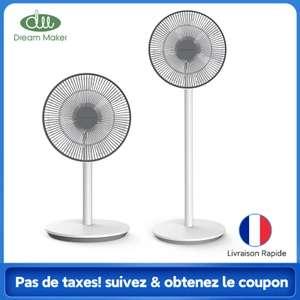 Ventilador Inteligente Dream Maker por 29.99 € // Versión con batería 39,99 € (Desde Francia)