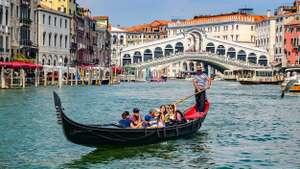 Viaje a Venecia en avion desde Barcelona ida y vuelta