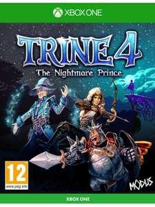 Trine 4 - The Nightmare Prince (Xbox One)