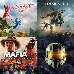 XBOX :: Unravel Two, Titanfall 2, Mafia II: Edición Definitiva, Halo, Gears Of War Ultimate Edition