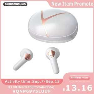 Snodesound Auriculares deportivos BT 5.1
