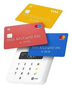 Lector De Tarjetas Portátil Sumup Air-Pago con Tarjeta De Débito, Crédito, Apple, Google Pay y más