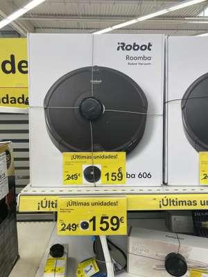 Roomba 606 en Carrefour Almería
