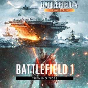 GRATIS :: Battlefield 4™ Naval Strike   Battlefield™ 1 Turning Tides   PC, Origin