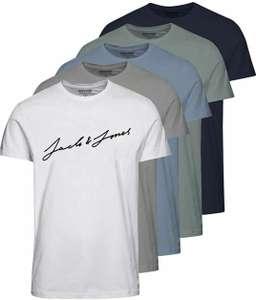 Pack de 5 camisetas Jack & Jones
