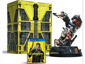 Last of Us 2 Ed. Especial 34,99 (agotado) / Cyberpunk Ed. Coleccionista PS4 97,95 en Media Markt (eBay)