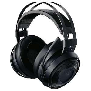 Razer Nari Auriculares Inalámbricos para juegos con THX Spatial Audio, Almohadillas con Gel de enfriamiento PC-PS4-PS5 y jack 3.5