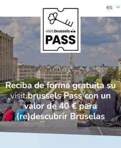 40 euros de descuento en hoteles y museos de Bruselas